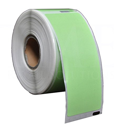 1-x-coloured-dymo-sieko-99012-compatible-address-label-rolls-36mm-x-89mm-for-all-labelwriter-4xl-450