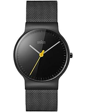 Braun Damen-Armbanduhr BN0211BKMHL