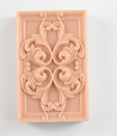 Fertigkeit-Kunst-Silikonseifen-Form-Fertigkeit-Formen DIY handgemachte Kerzen-Formen (N536)