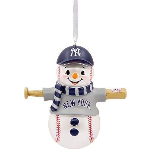 Hallmark MLB New York Yankees Schneemann Ornament Sport & Aktivitäten, Stadt & Bundesland