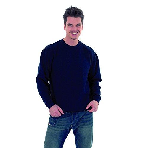 Uneek 300g Plain Classic Crewneck Sweatshirt Test