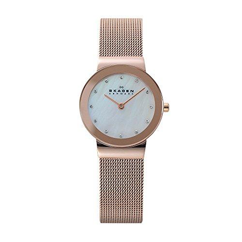 Skagen Damen-Uhren 358SRRD