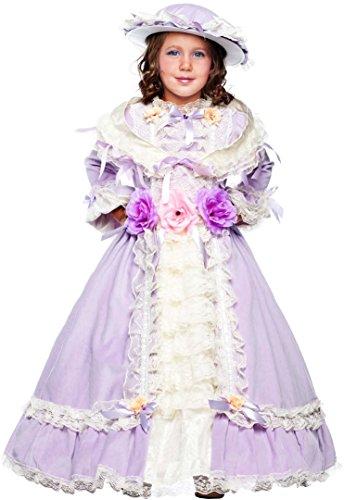 Carnevale Venizano CAV50766-6 - Kinderkostüm BELLA EPOQUE BABY - Alter: 1-6 Jahre - Größe: (Kostüme Veneziano)