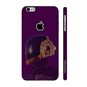 Enthopia Designer Hardshell Case Punk Lovers Back Cover for Apple Iphone 7 With Hole