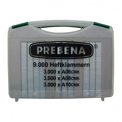 Prebena Cloueuse sans fil 1x r A16Kombi–Set incl. Agrafes type A