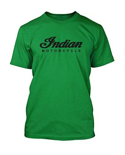 Glare UK Herren T-Shirt, Slogan 56 Kelly Green