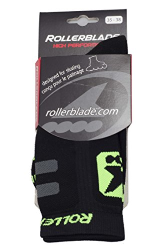 rollerblade-roller-fitness-chaussette-high-performance-black-green-taille39-43