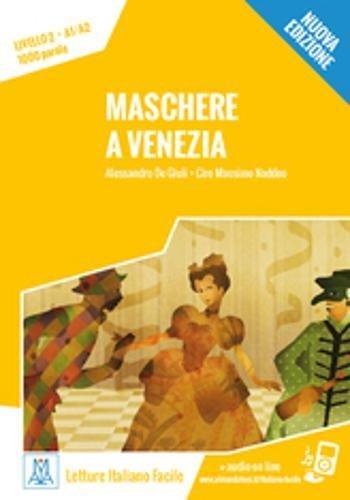 Maschere a Venezia (Italiano facile)