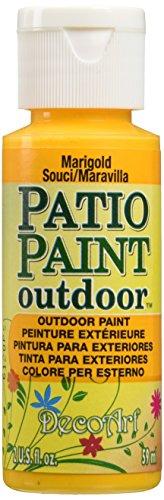 Patio Paint 2oz-Marigold