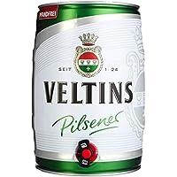 VELTINS Pilsener, EINWEG (1 x 5 l Partyfass)