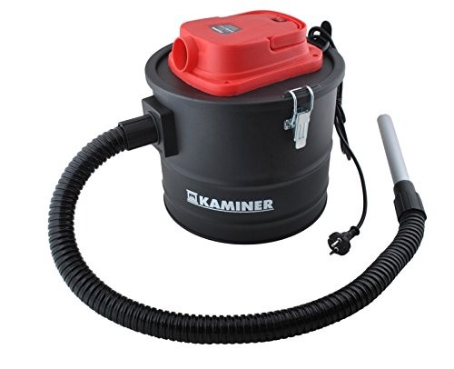 Kaminer odk006  - Aspirador de cenizas, 15l
