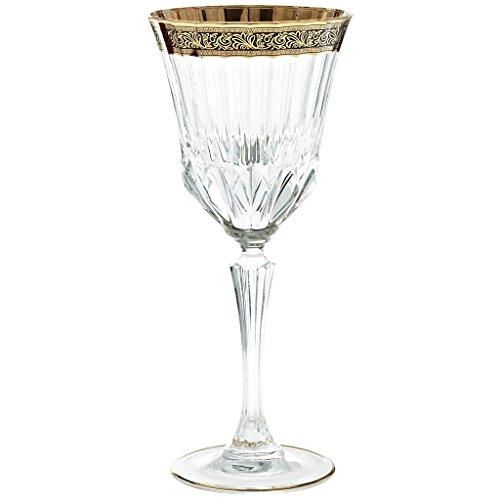 Verres à vin en cristal, Collection \