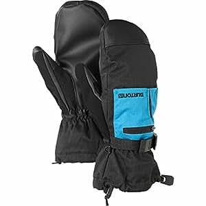 Burton Baker 2 In 1 Mitt - Farbe:True Black/pipeline - Größe:XS - Snowboard-und Ski-Handschuhe für Männer