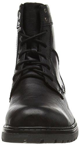 Dockers by Gerli 37ns001-140100, Bottes Rangers homme Noir (schwarz 100)