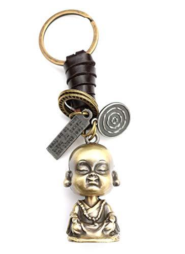 AuPra Schlüsselanhänger Aus Leder | Mode Friendship Vintage KeyChain Geschenk | Neuer Stil Schlüsselring | Kreativer Personalisierter Geschenk-Schlüsselanhänger für Frau und Mann