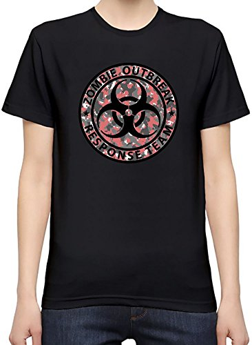 Zombie Response Team T-Shirt per Donne Medium