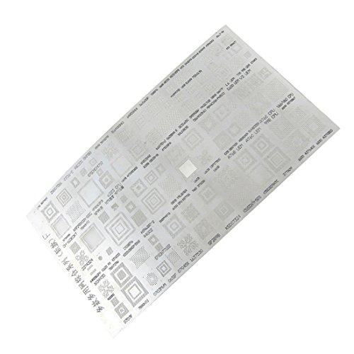 Preisvergleich Produktbild Handy-Reparatur-0.25mm BGA Clip-Kugel-IC Solder Anordnung Vorlage