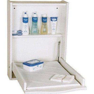 Quax Wickeltisch–Tisch Hat Quax Wand-Wickeltisch–White