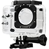 Magideal Waterproof Camera Case Box for SJ4000 Wifi SJ4000 Action Sport Cam Camera