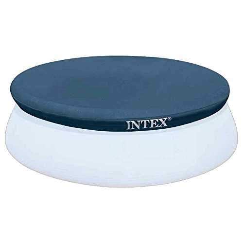 Intex 28020 - Cubierta circular para piscinas Easy Set de 244 cm