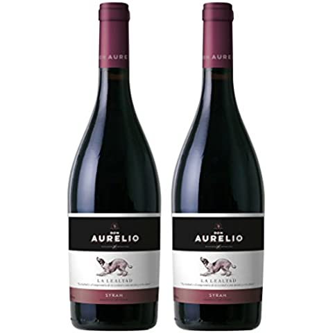 Sander's Selection - Vino Navarro Lopez Don Aurelio Syrah - 2 Bottiglie da 750 ml
