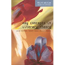 Key Concepts in Literary Theory (Key Concepts in Literature)