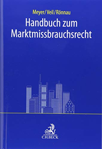 Handbuch zum Marktmissbrauchsrecht