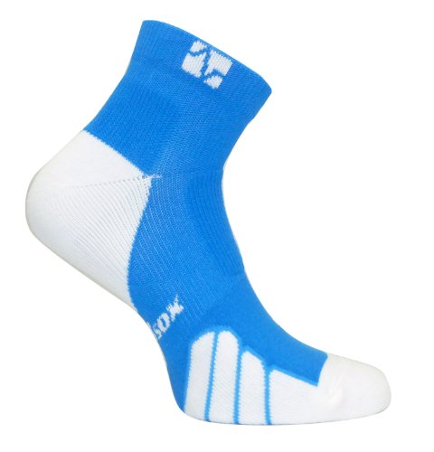 vitalsox Italien Low Cut Socken Running, Sport, Fitnessstudio Light Gewicht drystat, vt0210 Medium königsblau (Asics Socken Low-cut)