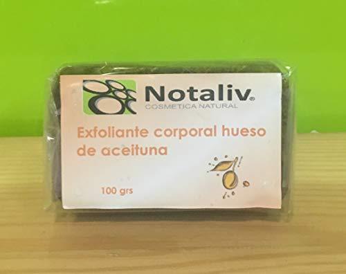 Notaliv Cosmética Natural Jabón exfoliante corporal