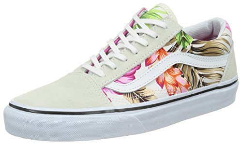 vans-hawaiian-floral-old-skool-donna-skate-trainers-white-multicolour-36