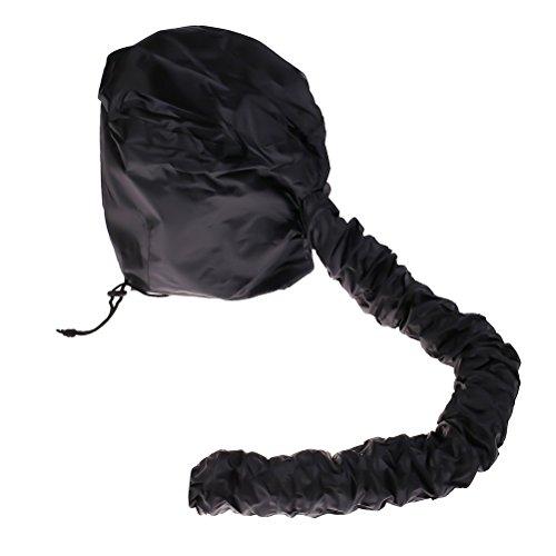 XIDAJIE Black Hair Dryer Attachment Improved Hair Dryer Attachment