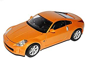Nissan 350z 350 Z Coupe Orange Special Edition 1/18 Maisto Modellauto Modell Auto
