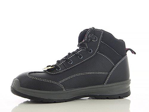 Damen Sicherheits-Stiefel S3 Typ BESTLADY in den Größen 35 bis 42. Ausführung Lady Line exklusiv für Frauen!
