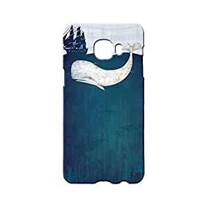BLUEDIO Designer Printed Back case cover for Samsung Galaxy C7 - G1588