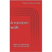 A random walk: ...dalla crisi dell'uomo alla crisi del mondo (Italian Edition)