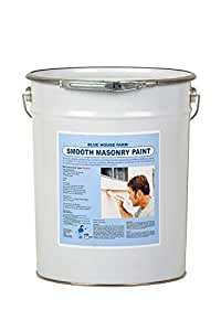 Masonry paint white 20lts trade smooth - Best price sandtex exterior paint ...