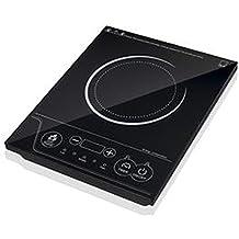 Dalkyo MB-42 Cocina de inducción Digital 1 Fuego portátil, 2000 W, ...