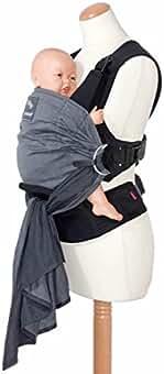 manduca Duo - El innovador sistema de transporte, portabebés y pañuelo. Al Mismo Tiempo