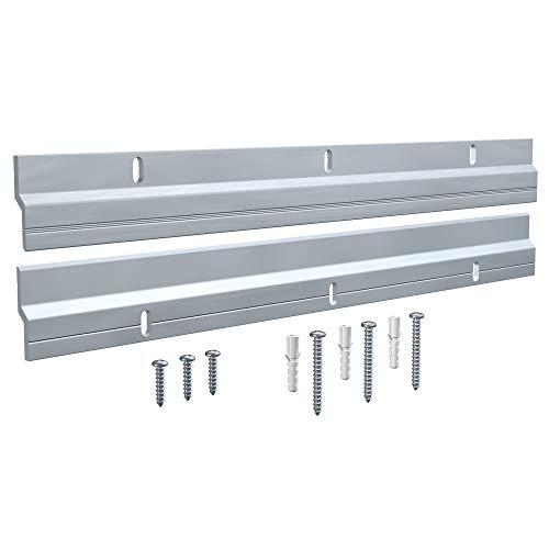 Wandbefestigung z-bar-150mm-silber Aluminium-15