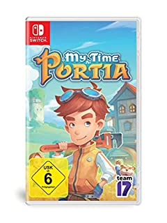 My Time At Portia - [Nintendo Switch] (B07N1F1PK1)   Amazon Products