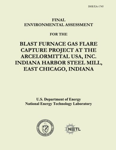 Final Environmental Assessment for the Blast Furnace