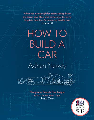 How to Build a Car: The Autobiog...