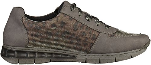 Rieker - Sneaker Donna Grigio (grigio)
