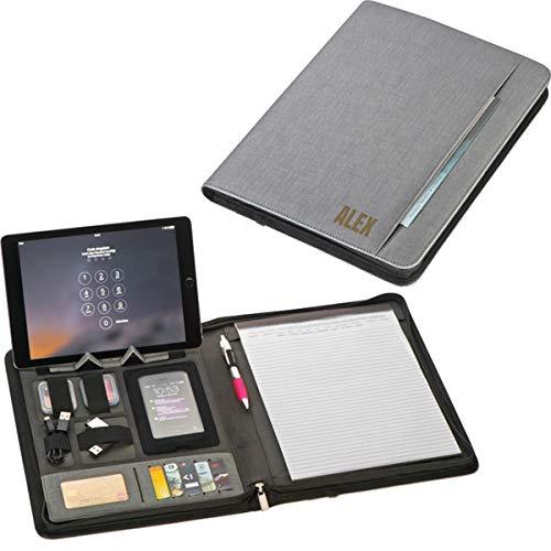 erbank(5.000 mAh) & Namen   Schreibmappe mit personalisierter Wunschgravur ()