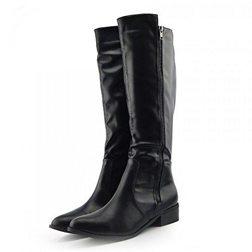 Kick Footwear Kick Footwear, Stivali donna Black Matt - F50394