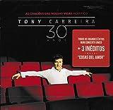 Tony Carreira - As Cancoes Das Nossas Vidas - Acustico - 30 Anos [2CD] 2018