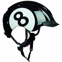 CasCo Mini-Generation - Casco de bicicleta para niños pequeños, color negro, talla S