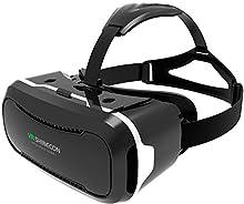 Casque VR pour Samsung Galaxy A10 Smartphone Realite Virtuelle Lunette Jeux Reglage Universel
