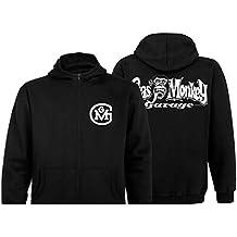 Gas Monkey Garage - Sudadera con capucha - para hombre