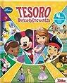 TESORO BUSCA Y ENCUENTRA DISNEY JUNIOR LF BIND par Disney